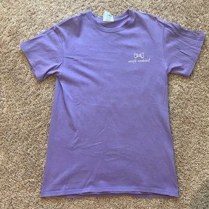 Purple Simply Southern Shirt